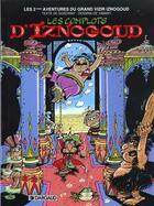 Couverture du livre « Iznogoud T.2 ; les complots d'Iznogoud » de Jean Tabary et Rene Goscinny aux éditions Dargaud