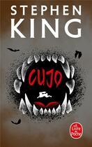 Couverture du livre « Cujo » de Stephen King aux éditions Lgf