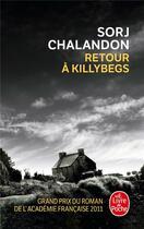 Couverture du livre « Retour à Killybegs » de Sorj Chalandon aux éditions Lgf