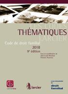 Couverture du livre « Code de droit familial (édition 2018) » de Jean-Louis Renchon et Vinciane Rosenau aux éditions Larcier
