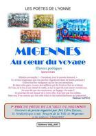 Couverture du livre « Migennes au coeur du voyage » de Nicole Dubus Vaillant aux éditions Vaillant Editions