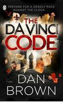 Couverture du livre « THE DA VINCI CODE - YOUNG ADULT EDITION » de Dan Brown aux éditions Penguin Uk