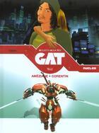 Couverture du livre « Golgoth Aqua Ter » de Ameziane et Corentin aux éditions Nuclea