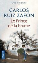 Couverture du livre « Le prince de la brume » de Carlos Ruiz Zafon aux éditions Pocket