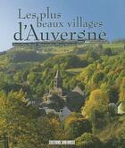 Couverture du livre « Les plus beaux villages d'Auvergne » de Marie-Claire Ricard aux éditions Sud Ouest Editions