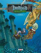 Couverture du livre « Donjon monsters t.9 ; habitants des profondeurs » de Joann Sfar et Lewis Trondheim aux éditions Delcourt