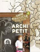 Couverture du livre « Archi petit ; concours de la micro-architecture » de Fiona Meadows aux éditions Alternatives