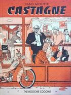 Couverture du livre « Castagne » de Isao Moutte aux éditions The Hoochie Coochie