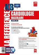 Couverture du livre « IKB ; cardiologie vasculaire (édition 2016) » de David Attias et Nicolas Lellouche aux éditions Vernazobres Grego