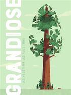 Couverture du livre « Grandiose » de Benjamin Flouw aux éditions Milan