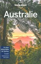 Couverture du livre « Australie (13e édition) » de Collectif Lonely Planet aux éditions Lonely Planet France