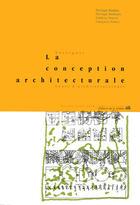 Couverture du livre « Enseigner la conception architecturale » de Philippe Boudon aux éditions La Villette