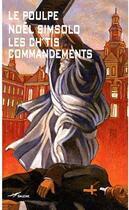 Couverture du livre « Les ch'tis commandements » de Noel Simsolo aux éditions Baleine