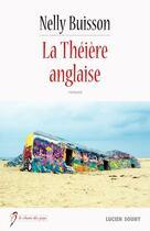 Couverture du livre « La théière anglaise » de Nelly Buisson aux éditions Lucien Souny