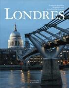 Couverture du livre « Londres » de Florence Bourgne aux éditions Citadelles & Mazenod