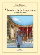 Couverture du livre « À la recherche du temps perdu ; intégrale t.1 ; du côté de chez Swann » de Marcel Proust et Stephane Heuet aux éditions Delcourt