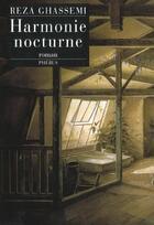 Couverture du livre « Harmonie Nocturne » de Reza Ghassemi aux éditions Phebus