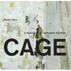 Couverture du livre « Gerhard richter the cage paintings » de Robert Storr aux éditions Tate Gallery