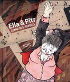 Couverture du livre « Comme des fourmis » de Ella et Pitr aux éditions Alternatives