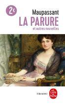 Couverture du livre « La parure » de Guy de Maupassant aux éditions Lgf