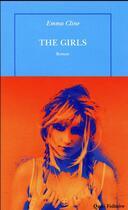 Couverture du livre « The girls » de Emma Cline aux éditions Table Ronde