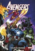 Couverture du livre « Avengers T.2 » de Sara Pichelli et David Marquez et Jason Aaron et Ed Mcguinness aux éditions Panini