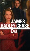 Couverture du livre « Eva » de James Hadley Chase aux éditions Gallimard