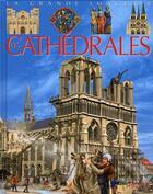 Couverture du livre « Les cathédrales » de Franco/Dayan aux éditions Fleurus