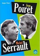 Couverture du livre « Jean Poiret ; Michel Serrault » de  aux éditions Chronique