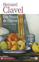 Couverture du livre « Les fruits de l'hiver » de Bernard Clavel aux éditions Presses De La Cite