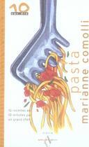 Couverture du livre « Pasta » de Marianne Comolli aux éditions Perrin