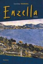 Couverture du livre « Enzella » de Lucien Vassal aux éditions Auberon
