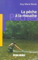 Couverture du livre « Aed la peche a la mouche/poche » de Guy-Marie Renie aux éditions Sud Ouest Editions
