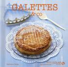 Couverture du livre « Galettes & co » de Nathalie Helal aux éditions Solar