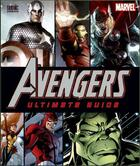 Couverture du livre « Avengers ; ultimate guide » de Collectif aux éditions Carabas