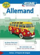 Couverture du livre « Guides de conversation ; allemand » de Schodel Bettina aux éditions Assimil