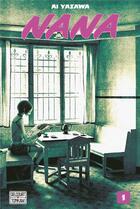 Couverture du livre « Nana t.1 » de Ai Yazawa aux éditions Delcourt