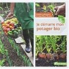 Couverture du livre « Je démarre mon potager bio » de Jean-Paul Thorez et Sandra Lefrancois aux éditions Terre Vivante