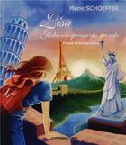 Couverture du livre « Lisa Globe-Croqueuse Du Monde » de Marie Schoepfer aux éditions Presses Du Midi