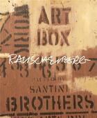 Couverture du livre « Robert Rauschenberg » de Lawrence James aux éditions Prestel