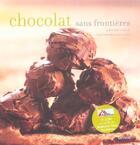 Couverture du livre « Chocolat sans frontières » de Jean-Pierre Wybauw aux éditions Lannoo