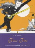 Couverture du livre « PETER PAN » de J. M. Barrie aux éditions Puffin Uk