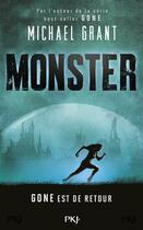 Couverture du livre « Monster t.1 » de Michael Grant aux éditions Pocket Jeunesse