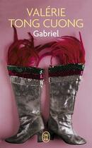 Couverture du livre « Gabriel » de Valerie Tong Cuong aux éditions J'ai Lu