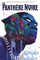 Couverture du livre « La Panthère Noire » de Javier Pina et Paul Renaud et Ta-Nehisi Coates et Evan Narcisse aux éditions Panini