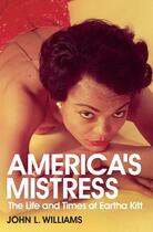 Couverture du livre « America's Mistress » de Williams John L aux éditions Quercus Publishing Digital