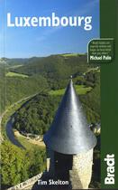 Couverture du livre « Luxembourg » de T.Skelton aux éditions Bradt