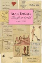 Couverture du livre « Tartuffe au bordel » de Alain Paucard aux éditions Le Dilettante