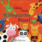 Couverture du livre « Silvio chante ; n'importe koui » de Usai/Ursi aux éditions Le Lutin Malin