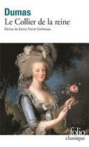 Couverture du livre « Le collier de la reine » de Alexandre Dumas aux éditions Folio